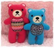 Bailey the Bear Softie