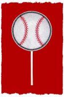 Baseball Sucker Cover