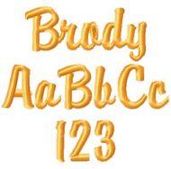 Brody Font