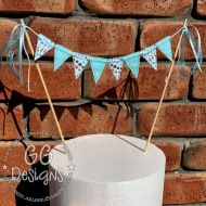 Pennant Cake Bunting