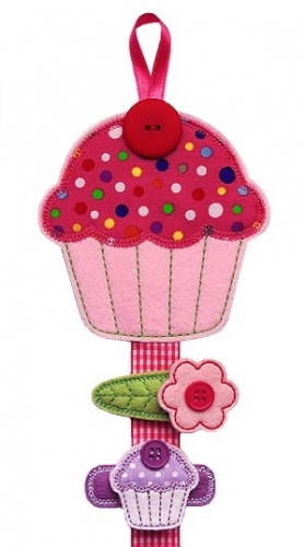 Cupcake Clippie Keeper