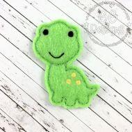 Dinosaur Baby 1 Felt Stitchies