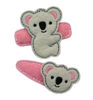 Koala Bear Felt Stitchies