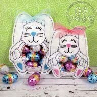 Floppy Bunny Peekaboo Treat Bag