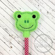Frog Pencil Topper