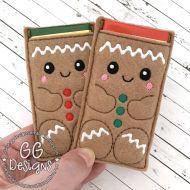 Gingerbread Chocolate Sleeve