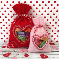 Heart Treat Bag