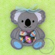 Koala Peekaboo Treat Bag