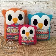 Oakley the Owl Softie