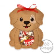 Puppy Peekaboo Treat Bag