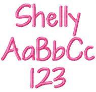 Shelly Font