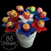 Star Lollipop