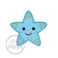 FREE Starfish Applique