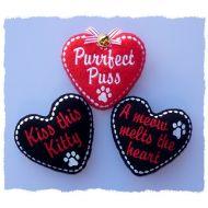 Valentine Kitty Cat Toys